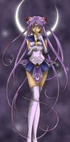 . paleo soldier sailor moon .
