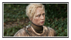 GoT:Brienne of Tarth Stamp by kiananuva12