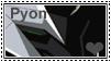 Brigadoon:Pyon Stamp 1 by kiananuva12