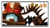 Bionicles:Avak Stamp by kiananuva12
