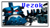 Bionicles:Vezok Stamp by kiananuva12