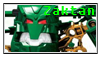 Bionicles:Zaktan Stamp by kiananuva12