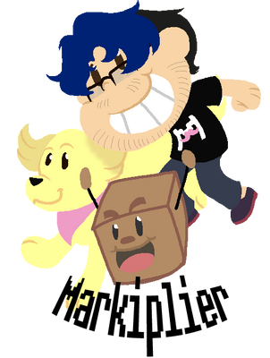 Markiplier:Mark and Friends by kiananuva12