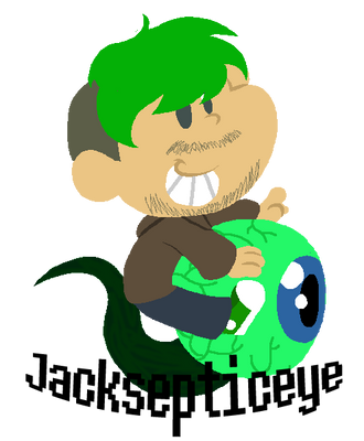 JackSepticEye:Jack and Sam by kiananuva12