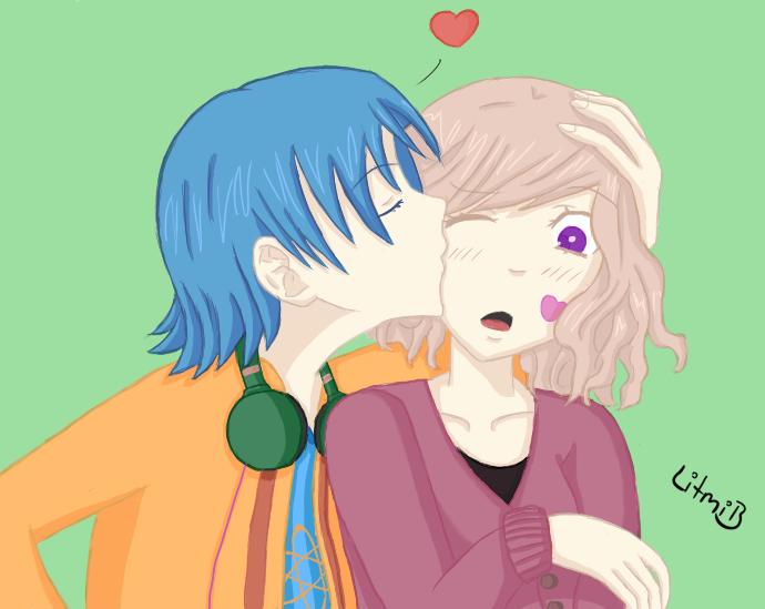 Pornostar candy love manga