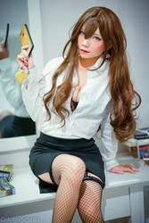 Office Lady 01