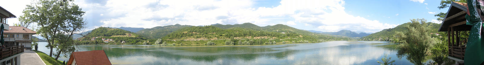 Jablanicko Jezero by eking
