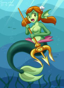 Mermay 2020 - Mermaid (Shantae)