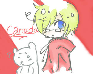 canada by shootingstarshooter