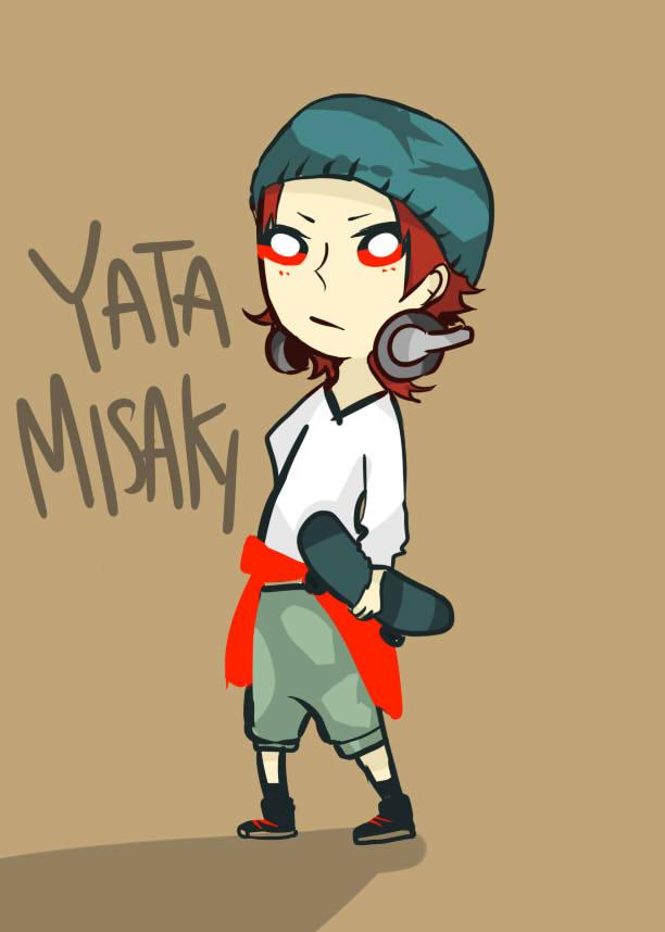 Yata chan by shootingstarshooter