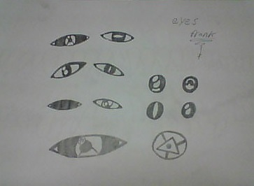 Eye Designs by frank111222