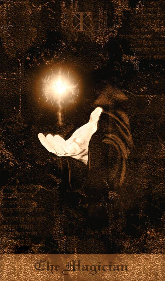The Magician by souverain