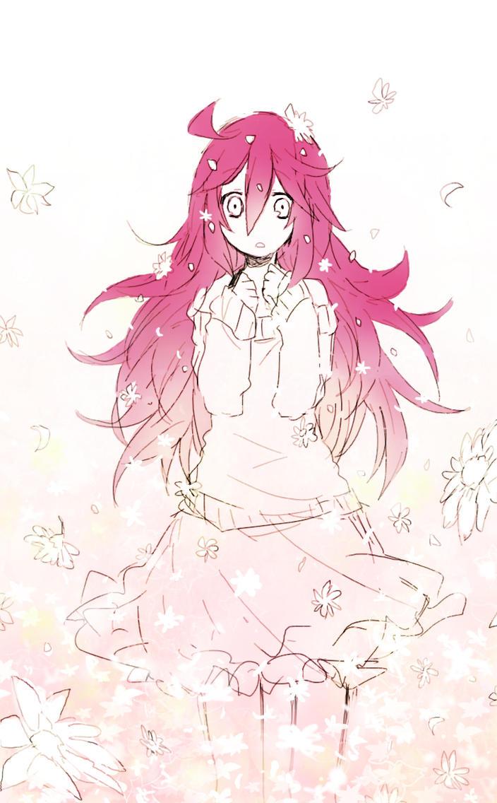 Red Hair Anime Girl. by SasukeXSariya on DeviantArt