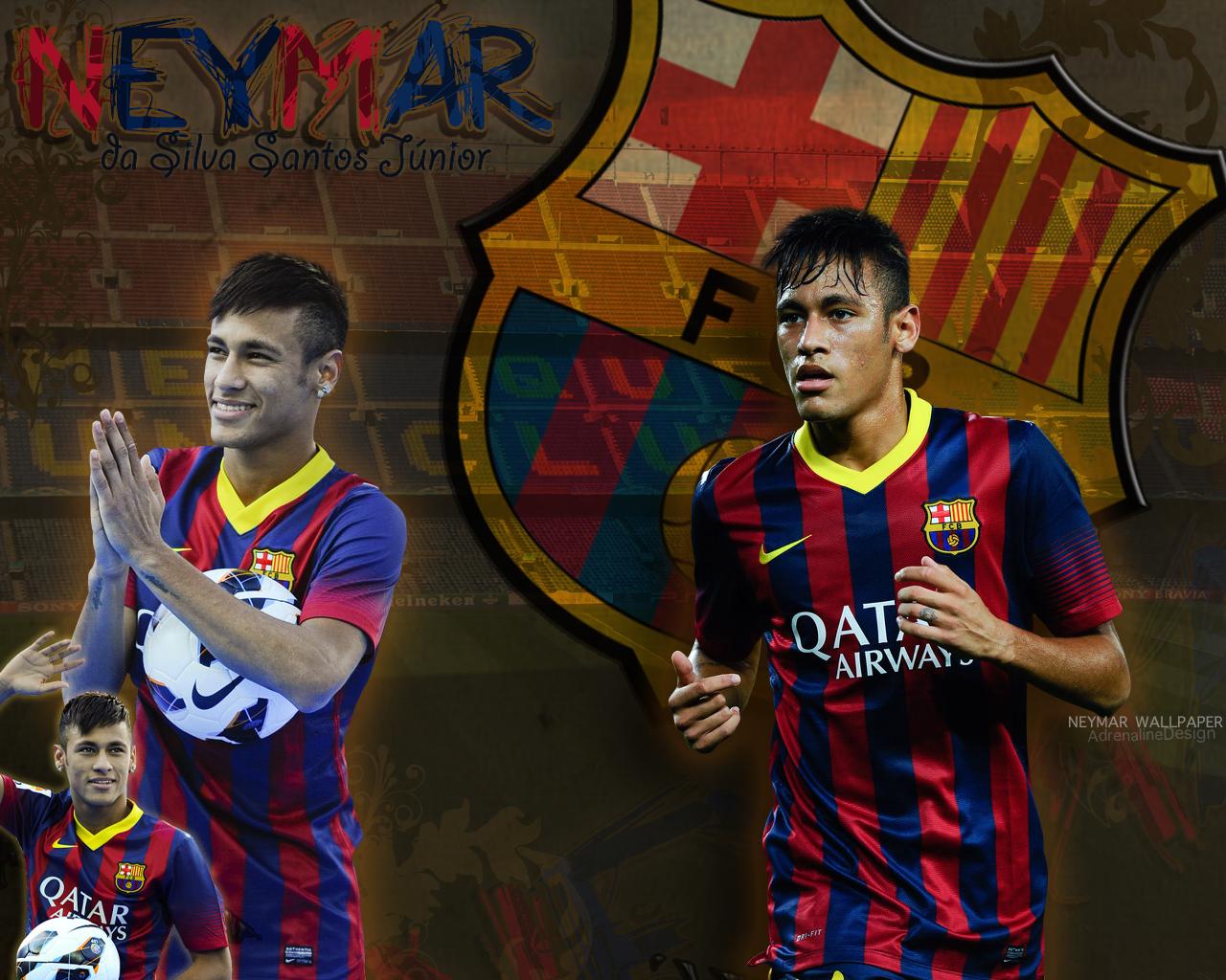 Neymar Wallpaper 2015 - WallpaperSafari
