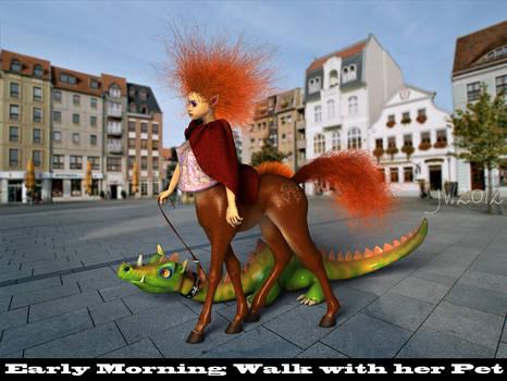 Pet Walking