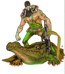 Croc Master Markers by 13art13