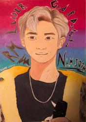 BTS Namjoon by AnimalLover257