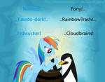RainbowDash vs Extreme