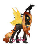 Halloween Changling Auction -CLOSED