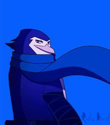 The Ninja by RidicBird