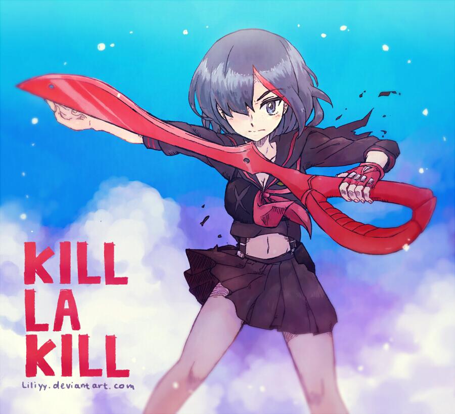 Kill La Kill by liliyy