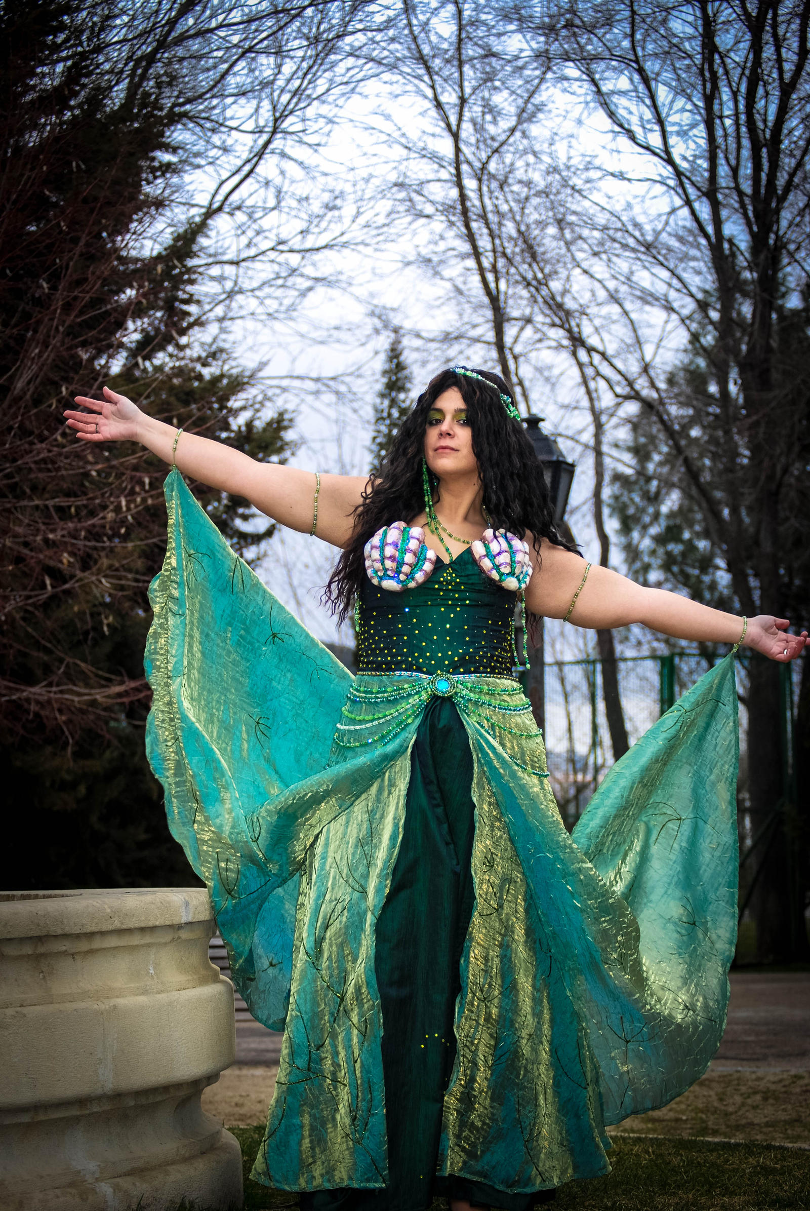 Lady of the lake by wilbur-kyriu