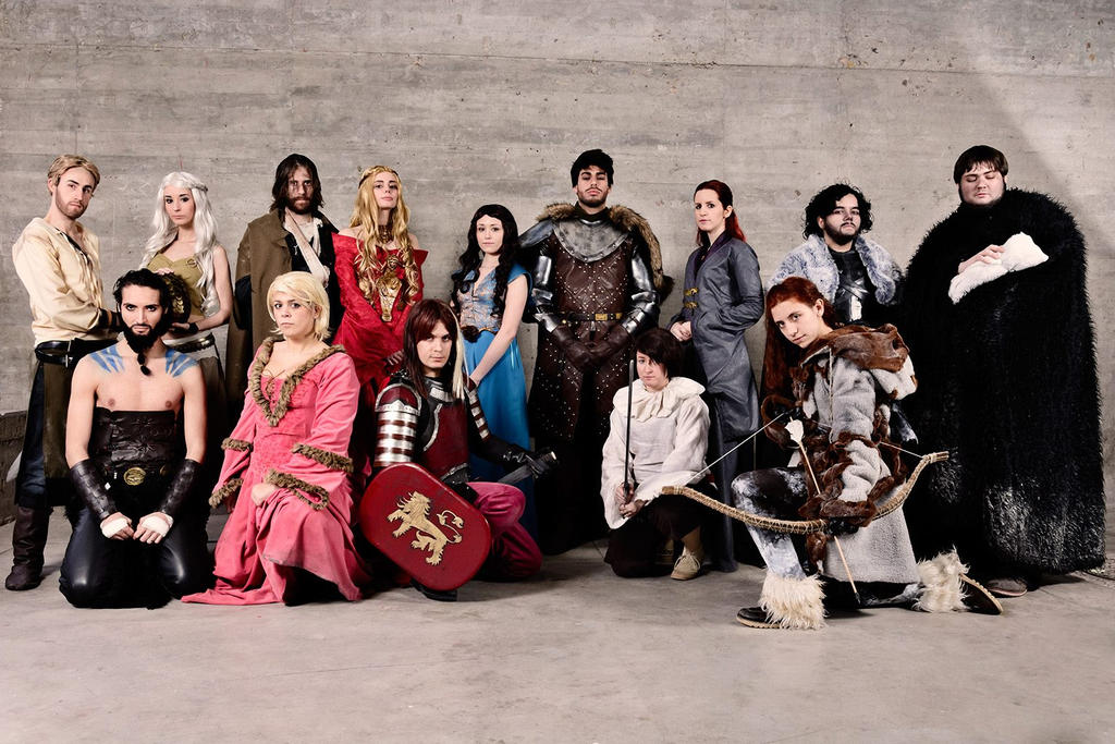 Game of Thrones by wilbur-kyriu