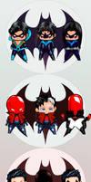 Batgirls, Batboys
