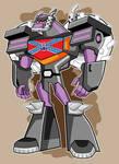 Motormaster: animated
