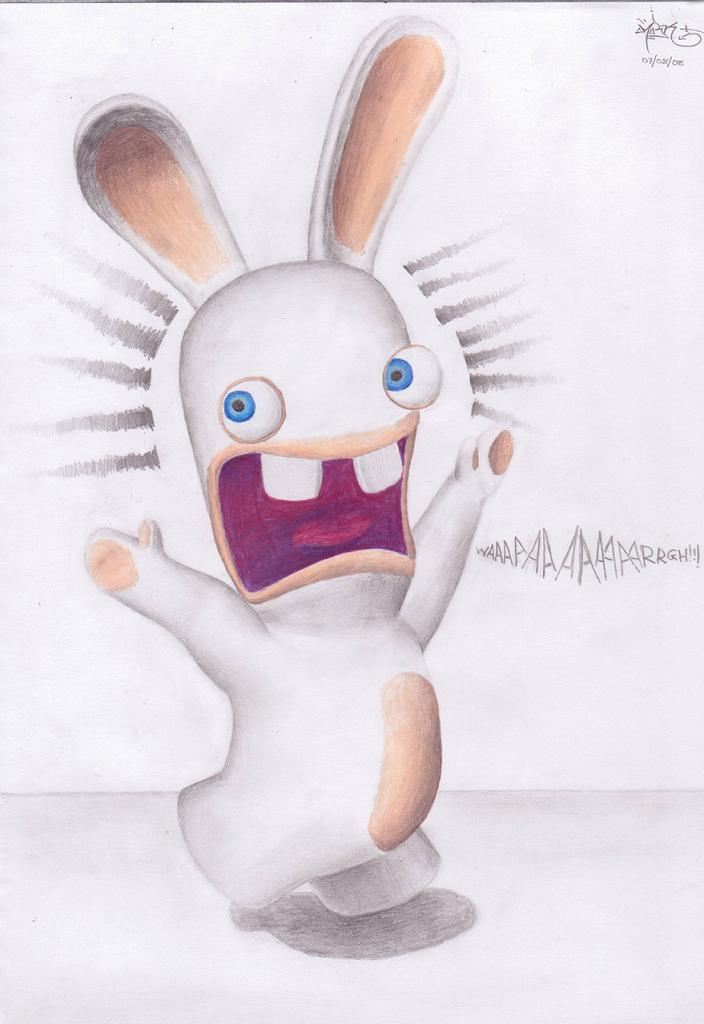 Rabbid by Comrade47