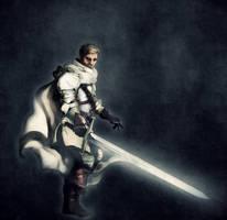 Ser Arthur Dayne by Mike-Hallstein