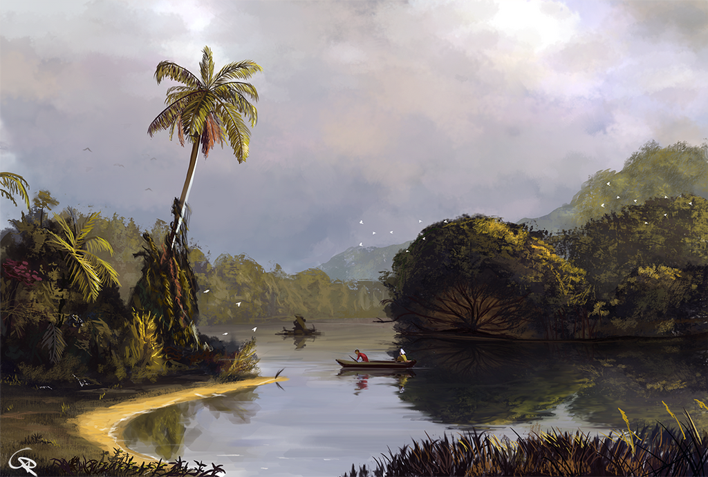 tropical_landscape_by_robertogatto-d7lsfty.png
