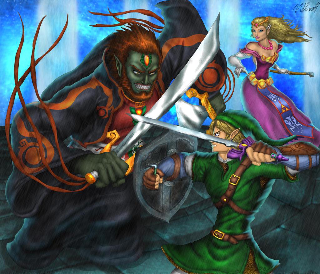 Ganondorf Wind Waker Wallpaper