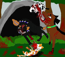 Pack pack Kill kill 2012 by BeyondDeathPoint