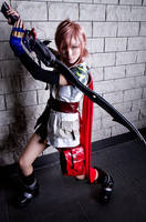 FFXIII - Lightning by rescend