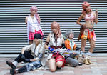 Final Fantasy XIII - Family.