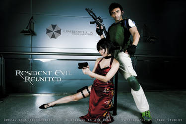 Resident Evil : Reunited by rescend
