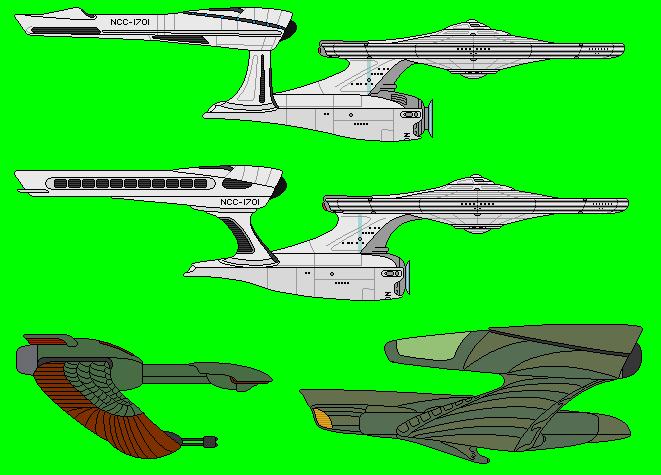Star Trek XI Fleet 2 by JohnnyMuffintop