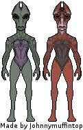 Salarian WIP by JohnnyMuffintop