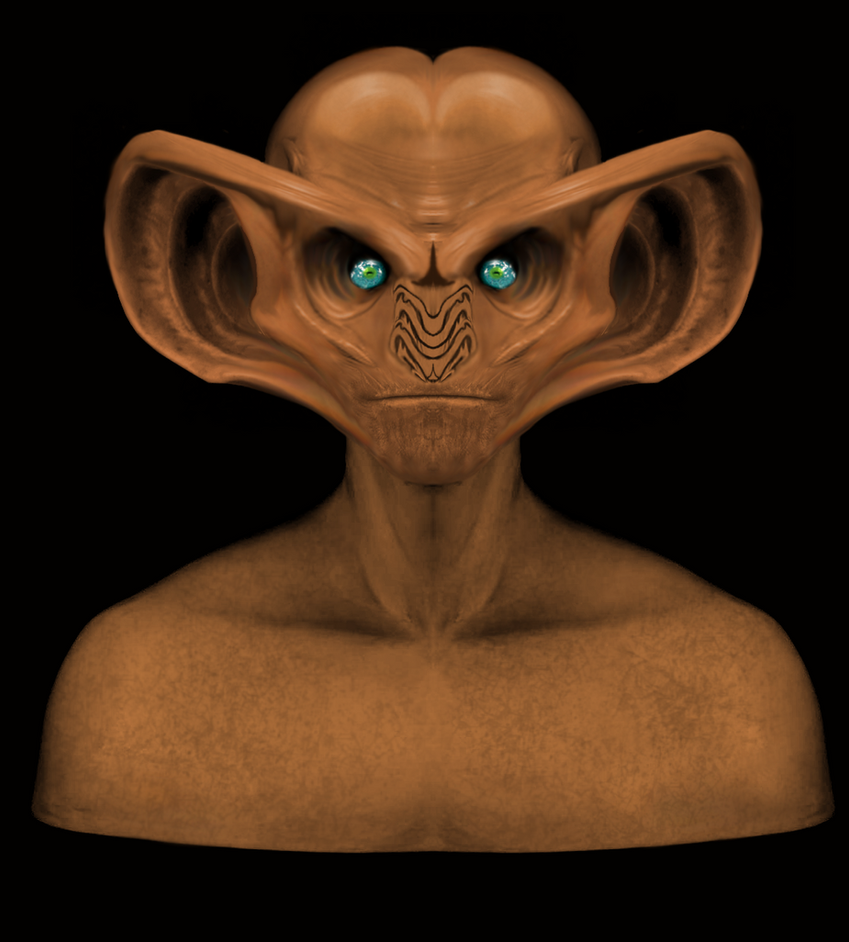 The New Face Of The Ferengi By Johnnymuffintop On Deviantart