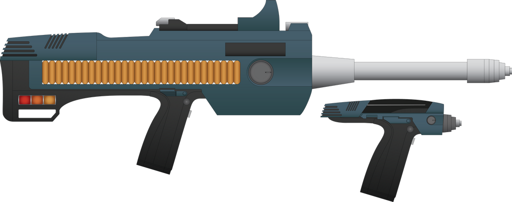 PhaserRifle by JohnnyMuffintop