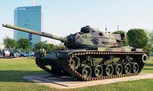 M60A3 Patton Main Battle Tank