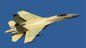 Shenyang J-11D