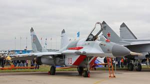 Mikoyan MiG-29SMT Fulcrum-E