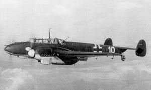 Messerschmitt Bf 110 C-6