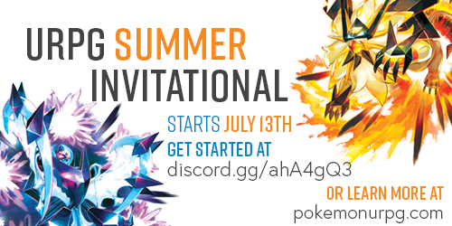 Pokemon URPG - 2018 Summer Invitational - Small by WWotS