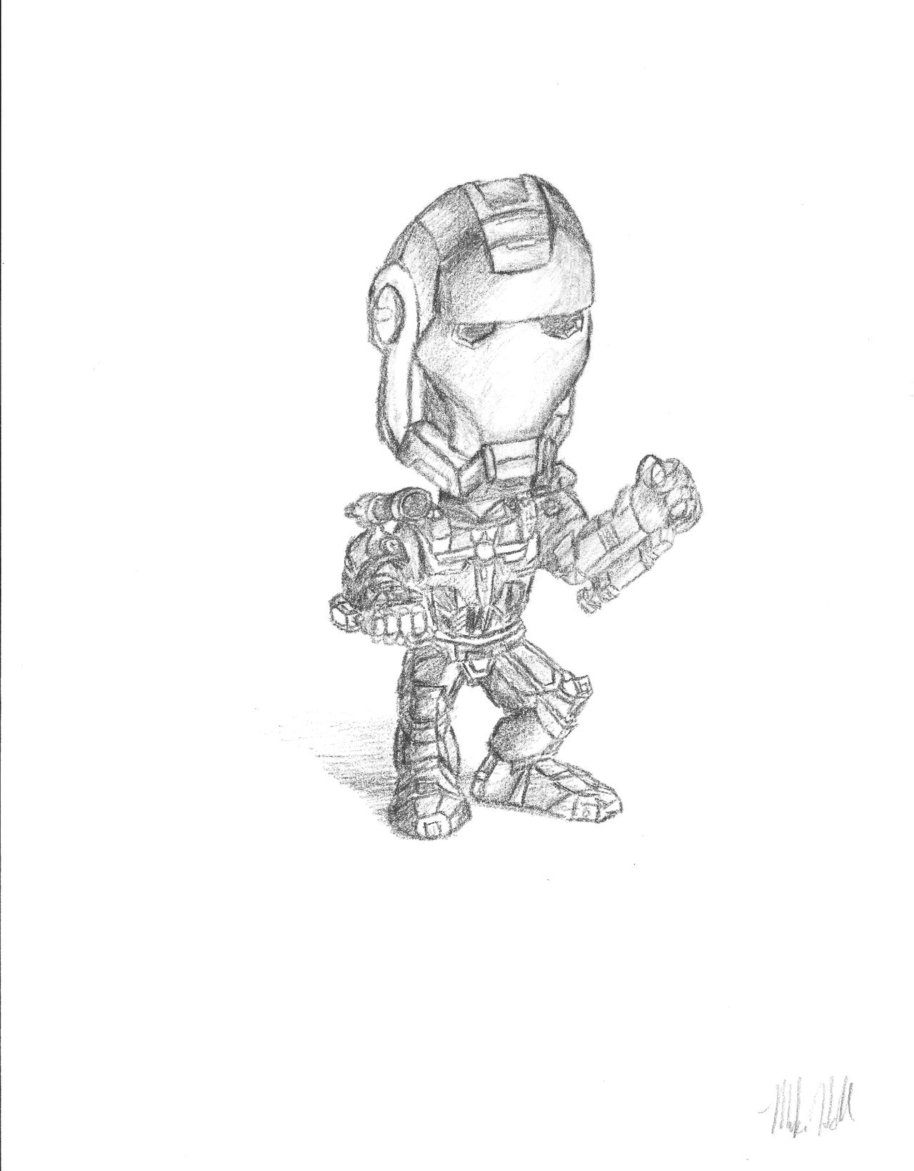 war machine bobblehead