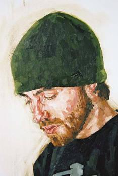 Self Portrait 1 Detail