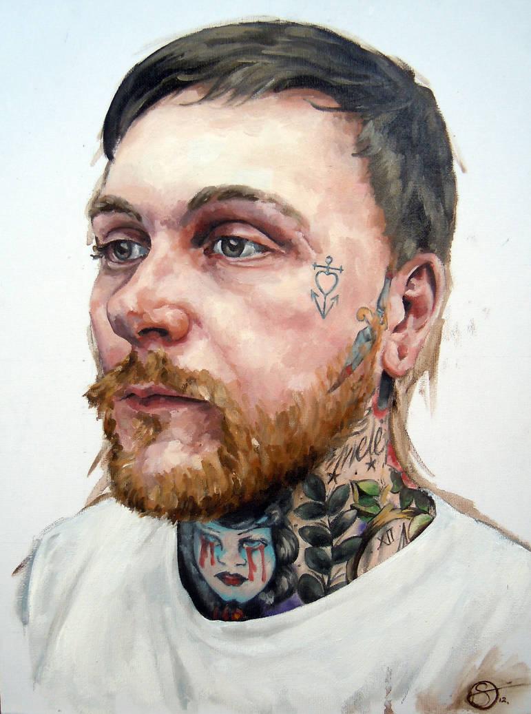 Sam Ricketts by 23stu