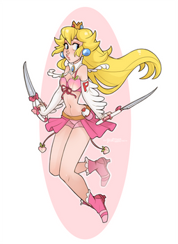 Thief Peach